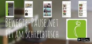 Android App Bewegungsprogramm
